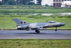 Bangladesh Air Force Chengdu F-7 MB 427 Landing (Faisal Akram Ether) Tags: airport force air landing international 427 chengdu dac dhaka mb bangladesh hazrat f7 shahjalal vghs