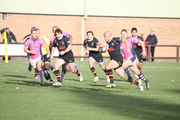 First XV v Stourbridge 27th October 2012