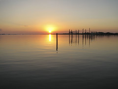 "My ""Tricked Out"" ride (Mona Hura) Tags: florida redfish sunsetonsantarosasoundbetweenpennsacolabeachandgulfbreeze ethicalangler"