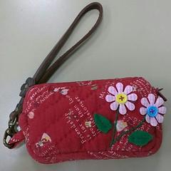 กระเป๋าสตางค์เย็บด้วยมือน้องก้อย (Handmade Purse by Koy )