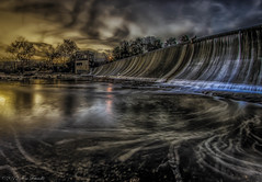 Dam(n) HDR... (Tom Frundle) Tags: fall tennessee autumncolors 2012 tomfrundle