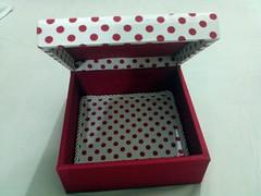 """caixa flor patch3 (""""PriArts"""") Tags: tecido caixademdf patchworkembutido"""