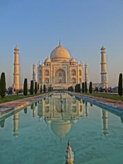 Bg Taj Mahal - Agra