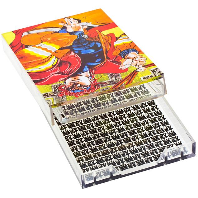 千值練 - JOJO冒險野郎「迪奧」與「岸邊露伴」圖樣名片盒