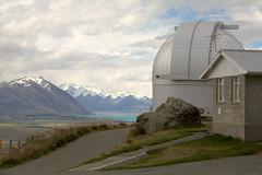 South Island, New Zealand (Chris&Steve) Tags: newzealand mountain lake snow observatory southisland laketekapo v50 2012 mountainrange mtstjohn mtjohn p50 mtjohnobservatory mackenziedistrict canterburyregion mtstjohnobservatory