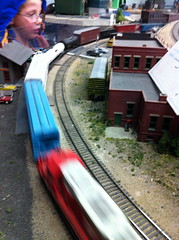 MIT TMRC (Tech Model Railroad Club) open house. 17 Nov 2012 (Chris Devers) Tags: railroad train modeltrain mit ho scalemodel hotrain tmrc massachusettsinstituteoftechnology techmodelrailroadclub exif:exposure=0067sec115 exif:iso_speed=200 exif:focal_length=39mm exif:aperture=f28 camera:make=apple exif:flash=offdidnotfire camera:model=iphone4 exif:orientation=horizontalnormal exif:filename=dscjpg meta:exif=1357693218