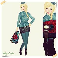 winterlicious!!! (Caotica_Mai (MaY Coba)  Slow Blog) Tags: shine jane teatime bcc hinako fairytail gfield primalot ricielli leont tentacio