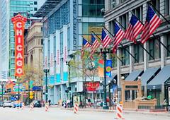 Only for Chicago lovers (pinkpixel (Slava)) Tags: street city urban usa chicago landscape illinois day walgreens marshallfields chicagotheatre 24105l macysstatestreet stateandrandolph canon5dmii chicagochase