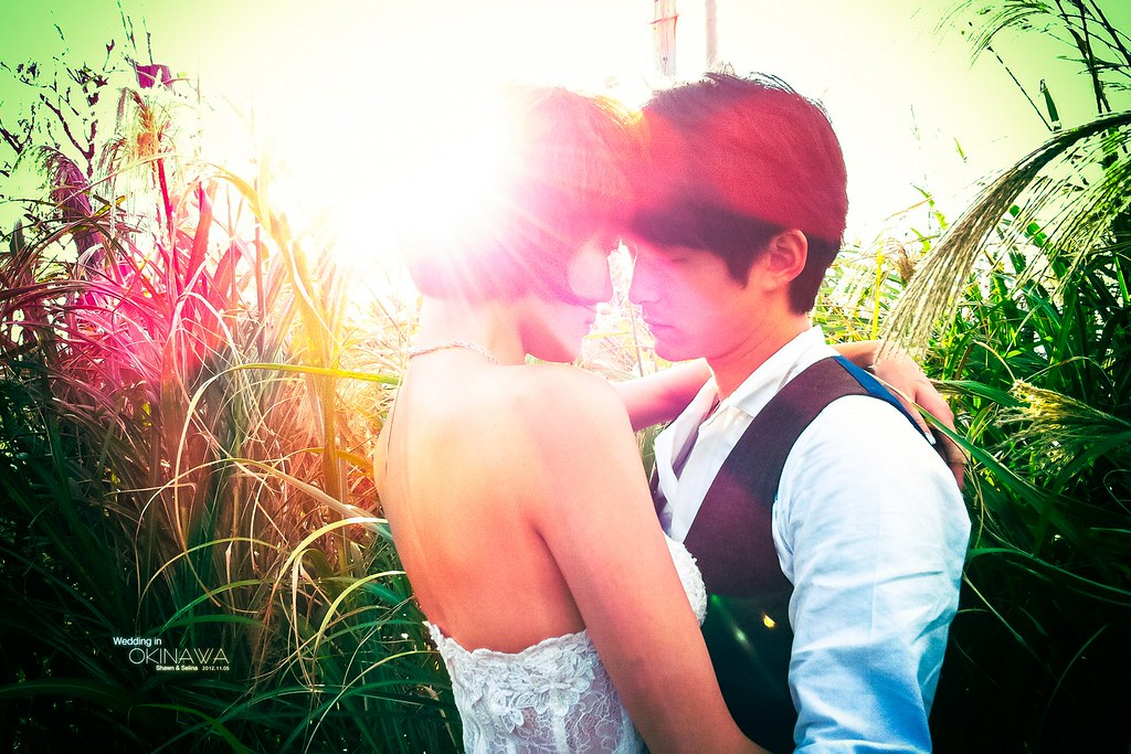 [Shawn&Selina] Wedding in OKINAWA iPhone ver.