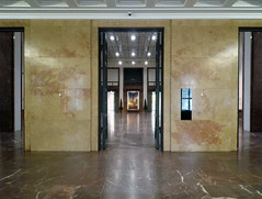Haus der Kunst, entrance hall