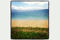 Hawaii (Ana Gremard) Tags: ocean blue beach water hawaii maui instagram