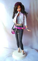 Miss Ruby in Hello Kitty #1 (Bridget_John316) Tags: hello beauty barbie july kitty steffie birthstone