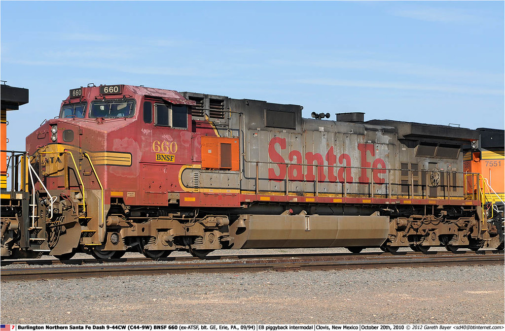 The World's newest photos of bnsf and superfleet - Flickr