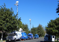 The News Van: A southern California 'tradition' (Konabish ~ Greg Bishop) Tags: rossmoor breakingnews newsvan