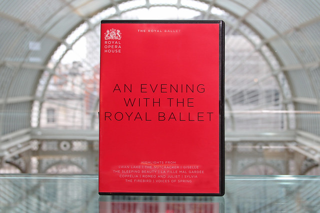 An Evening with The Royal Ballet DVD, available from the Royal Opera House Shop