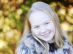 Kristn sold (Sunna Gautadttir) Tags: blue autumn girls portrait people cute green fall nature colors girl beautiful smile yellow kids canon children happy eos 50mm kid focus colorful dof child bokeh fallcolors blueeyes happiness naturallight 50mm14 autumncolours portraiture 5d naturallighting sunna kristn sunnaphotography sunbeam93 sunnagautadttir kristnsold