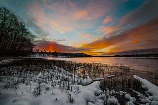 November Daybreak