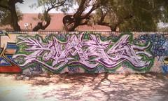 IMAG0227-1 (lazy_on_dro) Tags: graffiti xtc fumes rgv 956 3fk