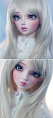 Mitsuru with blonde hair (Cyristine) Tags: ball asian doll chloe sd bjd sd10 f60 jointed sd13 feeple60