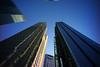 SKY HIGH (nkgwmski) Tags: leica city me tokyo wide super f45 15mm rf helier