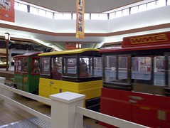Central Mall Train (buickstyle232) Tags: salinakansas centralmall miniaturetrains indoormalls wmctrain
