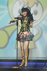 Cindy (Tira Arafa) Tags: cindy yahoo stage performance award omg jkt48