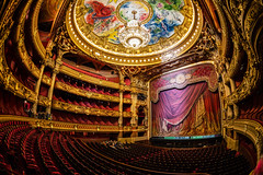 The Paris Opera (Stuck in Customs) Tags: world city travel urban paris france art seine architecture digital french island photography gold design march blog high opera europe theater ledefrance republic dynamic state theatre district fineart capital wide performance historic fisheye chandelier seats software processing western romantic imaging northern gilded region range metropolitan hdr tutorial trey opulent 2012 gilt revival neobaroque palaisgarnier rpubliquefranaise opragarnier opradeparis ratcliff placedelopra rgionparisienne parisopra hdrtutorial stuckincustoms acadmienationaledemusique treyratcliff photographyblog nikond800