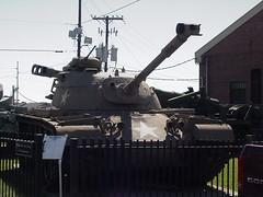 M48A3 Patton (lionel682) Tags: ford museum tank patton military south company fisher carolina medium motor chrysler 90mm arsenal scmm m48a3
