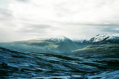 After the Snow (richardhwc) Tags: china film landscape nikon fujifilm fm10 fujichrome provia100f tibetanplateau qinghai rdpiii ai50mmf20