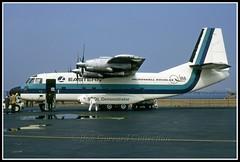 Eastern Air Lines McDonnell Douglas 188 STOL Demonstrator (Bob Garrard) Tags: lines air douglas eastern stol 188 mcdonnell demonstrator breguet 941s