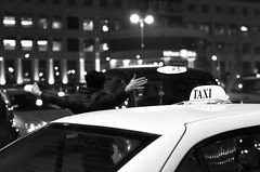 No place anymore (Samir Cabbarov) Tags: black car night photography blackwhite nikon bokeh taxi baku nikkor nikkor50mmf18g flickraward nikond7000 nikond5100