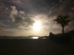 St Maarten sunset