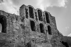 The Odeon of Herodes Atticus (RGL_Photography) Tags: temple ruins athens greece acropolis odeon greekmythology ancientgreece greektemple greekarchitecture ancientarchitecture athenianacropolis herodeion acropolisofathens theodeonofherodesatticus herodianamphitheatre
