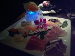 Sushi Key West low light