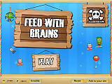 餵殭屍吃腦(Feed With Brains)