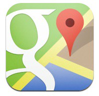 Google製iOS用GoogleMapアプリキタ━━━━━━(゚∀゚)━━━━━━!!!!!