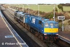 Gormanston (finnyus) Tags: ireland irish train gm rail railway trains railways 112 2012 208 dieselengine generalmotors leinster diesellocomotive 8208 071class 201class 111class finbarroneill finnyus