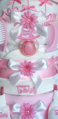 Nappy Cake (47) (Labours Of Love Baby Gifts) Tags: babygift nappycake nappycakes newbabygifts laboursoflovebabygifts