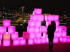 Amsterdam Light Festival 2012 (Iam Marjon Bleeker) Tags: holland amsterdam nemo amsterdambynight lightfestval