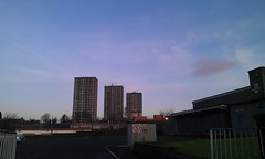 Drumchapel Linkwood Flats (Michelle O'Connell Photography) Tags: glasgow highrise royalmail drumchapel sortingoffice drumchapelshoppingcentre heclaavenue linkwoodflats drumchapellifesofar drumchapellinkwoodflats michelleoconnellphotography drumchapelpostoffice