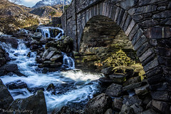 Ogwen bridge (rideoncu) Tags: ogwen parys