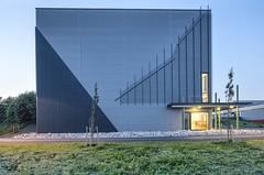 Haugalandsveggen, Haugesund, Norway (Sindre Ellingsen -sindreellingsen.com-) Tags: sport norway hall europe steel tata climbing recreation scandinavia architects rogaland haugesund abhb akkitekter