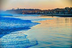 The day before you came (.KiLTRo.) Tags: delmar california unitedstates kiltro beach sea sand water ocean coast shore landscape seascape