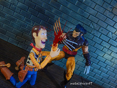 Lending a hand (metaldriver89) Tags: marvel marvellegends legend legends logan claws hasbro xmen action figure figures toys superhero superheroes mutant adamantium acba toybiz rage classics jimlee jim lee wolverine 90s tiger stripe tigerstripe xmenclassics brown costume 80s series 6 six astonishing uncanny custom articulatedcomicbookart articulated comic book art actionfigure actionfigures toy toyphotography super hero heroes avengers mutants team outdoor woody revoltech revoltechwoody toystory