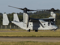 United States Marines VMM-266 | Bell-Boeing MV-22B Osprey | 168626 (ES-07) (FlyingAnts) Tags: united states marines bellboeing mv22b osprey 168626 unitedstatesmarines bellboeingmv22bosprey rafmildenhall egun es07