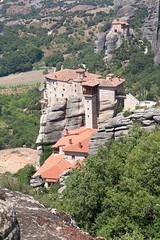 Meteora (Jovan Svorcan) Tags: манастирсвварвареmeteora meteori grcka greece metori metora monastery manastir grčka