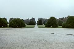 (Caemelie) Tags: roadtrip youth citroen ds pallas 23 austria discover explore summer trip road ontheroad hungary esterhazy castle ungheria