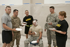 160807-A-BG398-102 (BroInArm) Tags: 316th esc sustainment command expeditionary usarmyreserve pie throw unit morale