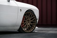 Dodge Challenger SRT HellCat - ADV10.1 M.V1 Wheels (ADV1WHEELS) Tags: tuning adv1wheels dodge dodgechallenger srthellcat hellcat white americanmuscle v8 cars autos automotive rides wheels wallpapers