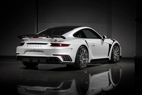 TopCar Porsche 991 Stinger GTR